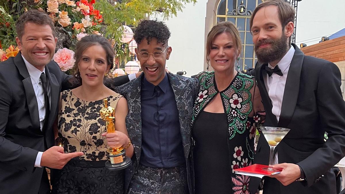 "Oscar winners 2021: the ""sound of metal"" sound was heard ..."